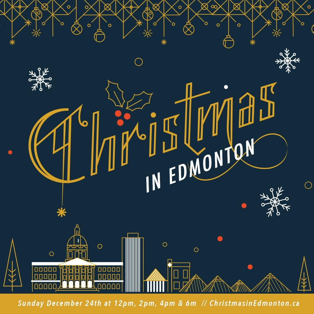 Christmas In Edmonton